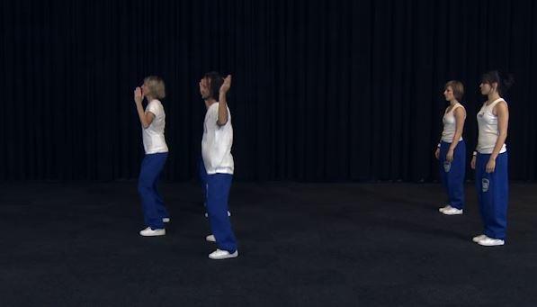 Übung Organisation Längen Tanzen