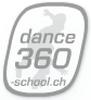 Dance360-School Logo
